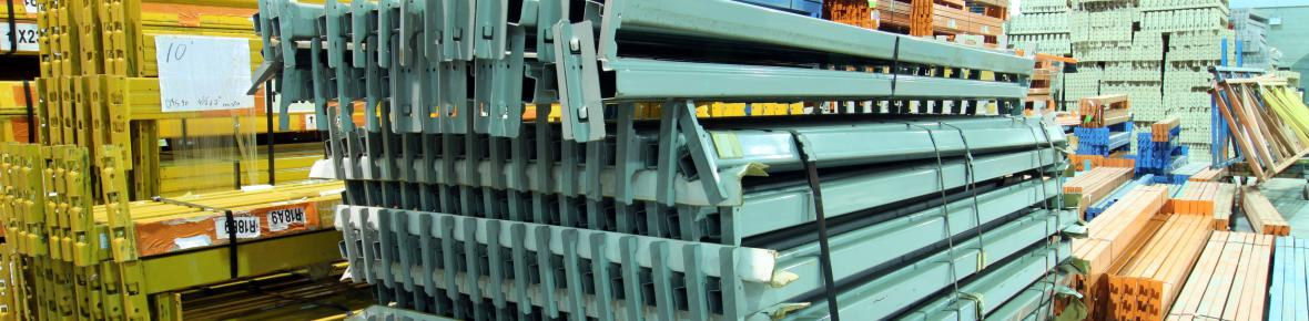 paller racking - used