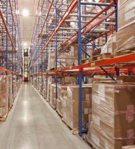 industrial rack capacity