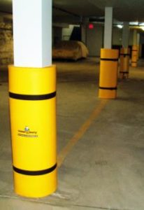 Concrete wrap safety