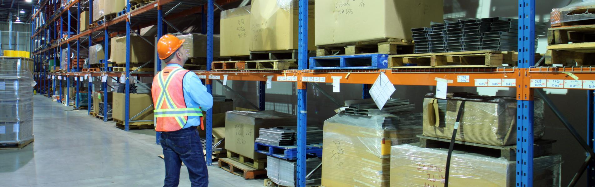 warehouse racking inspections