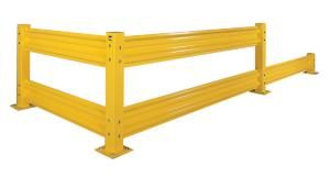 Industrial Guard Rails